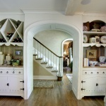Kitchen hutches french country chic