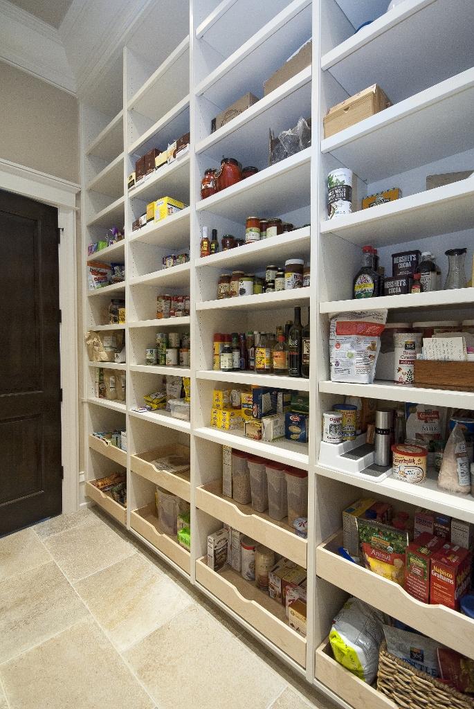 Pantry Shelf Atlanta Closet Pantry Organizers Shelving