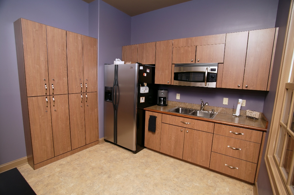 Breakroom Cabinets Laminate