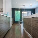 contemporary wood grain laminate SALT