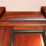 crown molding with rope detail
