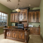 office decorative moldings desk