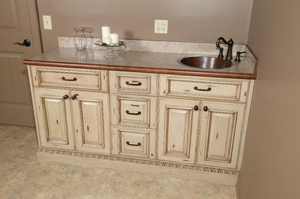 glazed bathroom cabinets paint and glaze vanity custom wooden cabinets and furniture 12970