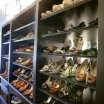 perfect shoe storage black