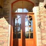 grand front enterance double door
